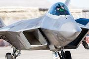 04-4068 - USA - Air Force Lockheed Martin F-22A Raptor aircraft