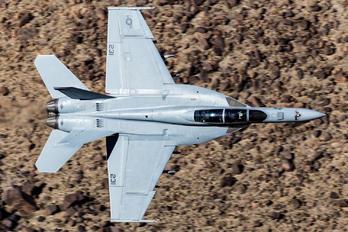- - USA - Navy McDonnell Douglas F/A-18F Super Hornet