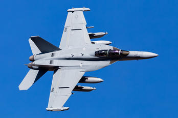 169126 - USA - Navy Boeing EA-18G Growler