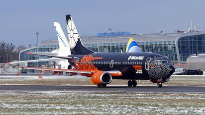 EW-254PA - Belavia Boeing 737-300