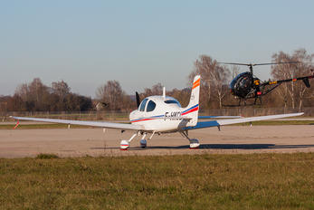 F-HKCL - Private Cirrus SR22