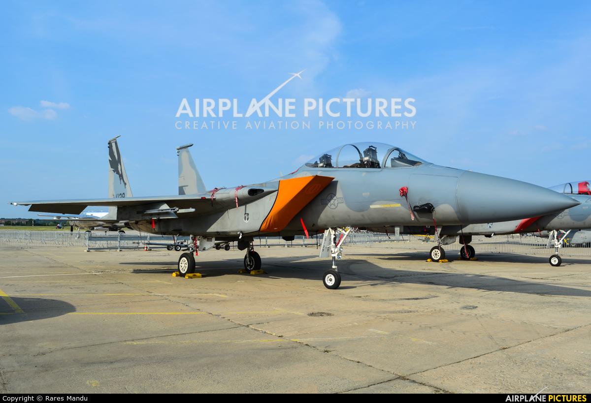 USA - Air National Guard 85-0129 aircraft at Bucharest - Aurel Vlaicu Intl