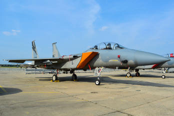 85-0129 - USA - Air National Guard McDonnell Douglas F-15D Eagle