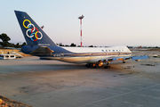 SX-OAB - Olympic Airlines Boeing 747-200 aircraft