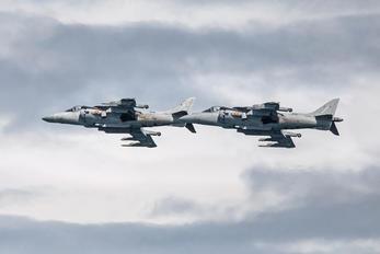 VA.1B-35/VA.1B-29 - Spain - Navy McDonnell Douglas EAV-8B Harrier II