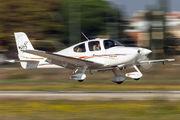 EC-KZA - Private Cirrus SR22 aircraft