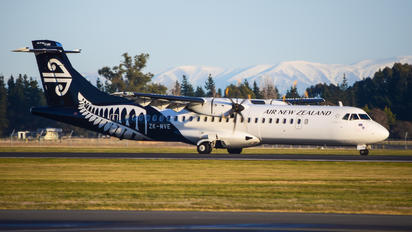 ZK-MVE - Air New Zealand Link - Mount Cook Airline ATR 72 (all models)