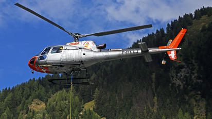 F-HLLJ - Chamonix-Mont-Blanc Hélicoptères Airbus Helicopters H125