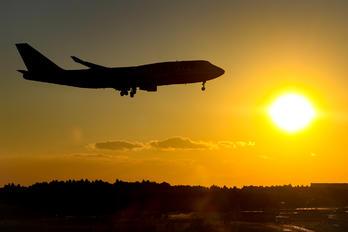 N179UA - United Airlines Boeing 747-400