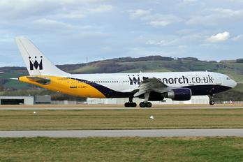 G-OJMR - Monarch Airlines Airbus A300