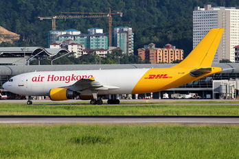 B-LDF - Air Hong Kong Airbus A300F4-605R
