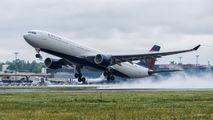 N813NW - Delta Air Lines Airbus A330-300 aircraft