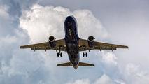 G-EUPS - British Airways Airbus A319 aircraft
