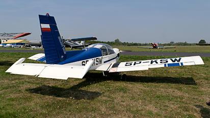 SP-KSW - Private Zlín Aircraft Z-142