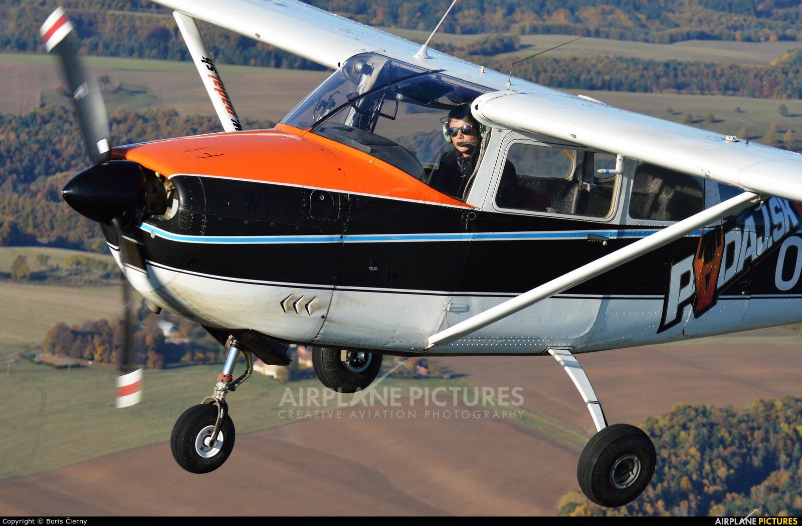 Slovensky Narodny Aeroklub OM-DBT aircraft at In Flight - Slovakia