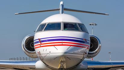 N1FE - FedEx Federal Express Bombardier BD-700 Global Express
