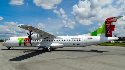 PR-AKG - TAP Express ATR 72 (all models)