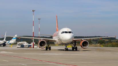 G-EZIM - easyJet Airbus A319