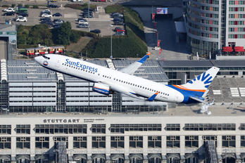 D-ASXA - SunExpress Germany Boeing 737-800