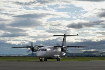 G-BYHG - Loganair Dornier Do.328