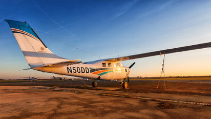 N50DD - Private Cessna 210N Silver Eagle
