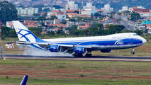 VP-BBL - Air Bridge Cargo Boeing 747-8F aircraft