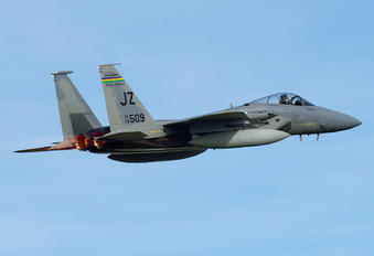 78-0509 - USA - Air Force McDonnell Douglas F-15C Eagle