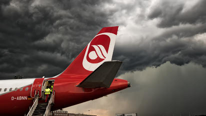 D-ABNN - Air Berlin Airbus A320
