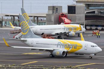 YL-PSF - Primera Air Scandinavia Boeing 737-700