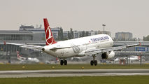 TC-JRF - Turkish Airlines Airbus A321 aircraft