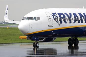 EI-DWP - Ryanair Boeing 737-800