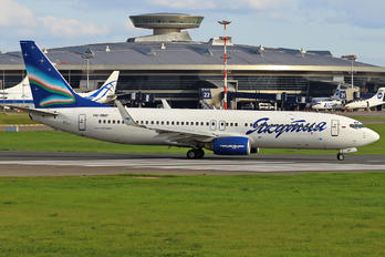 VQ-BMP - Yakutia Airlines Boeing 737-800