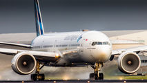 PK-GIA - Garuda Indonesia Boeing 777-300ER aircraft