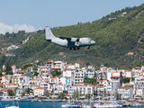 4121 - Greece - Hellenic Air Force Alenia Aermacchi C-27J Spartan aircraft