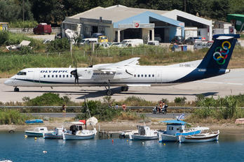 SX-OBG - Olympic Airlines de Havilland Canada DHC-8-400Q / Bombardier Q400