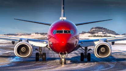 LN-NGZ - Norwegian Air Shuttle Boeing 737-800