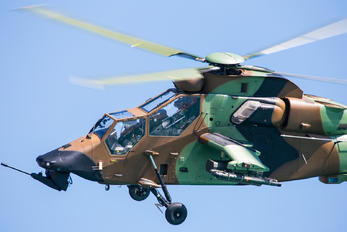 ET-710 - Spain - FAMET Eurocopter EC665 Tiger HAP