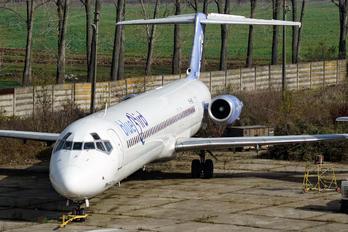 YR-HBD - Bluebird Airways McDonnell Douglas MD-83