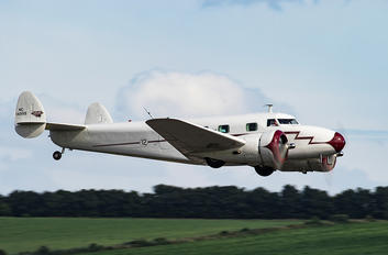 NC14999 - Private Lockheed 12 Electra Junior