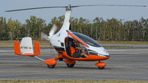 OK-TWC 14 - Private AutoGyro Europe Cavalon aircraft