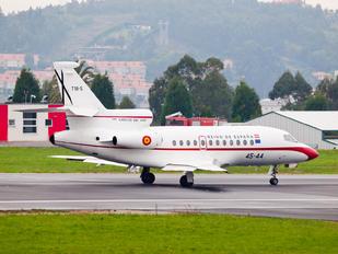 T.18-5 - Spain - Air Force Dassault Falcon 900 series