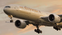 A6-ETB - Etihad Airways Boeing 777-300ER aircraft