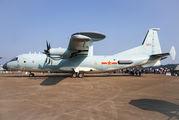 30472 - China - Air Force Shaanxi KJ-500 aircraft