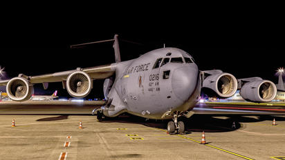 10-0216 - USA - Air Force Boeing C-17A Globemaster III