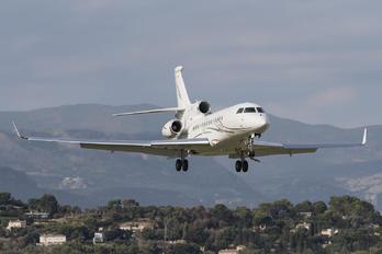 LX-TQJ - Global Jet Luxembourg Dassault Falcon 7X