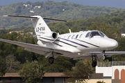 LZ-FNA - Private Cessna 525 CitationJet aircraft