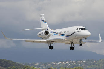 G-LSMB - Private Dassault Falcon 2000 DX, EX