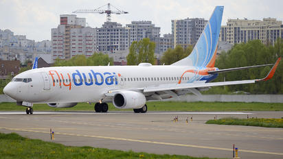A6-FDZ - flyDubai Boeing 737-800