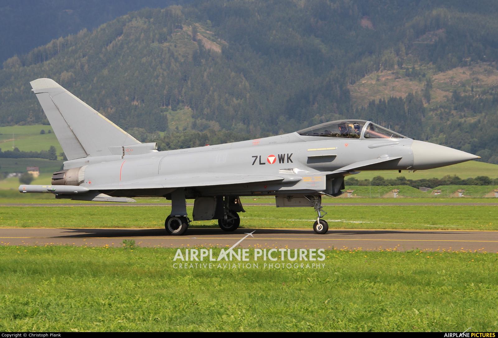 Austria - Air Force 7L-WK aircraft at Zeltweg
