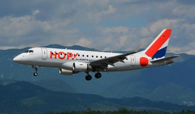 F-HBXA - Air France - Hop! Embraer ERJ-170 (170-100)